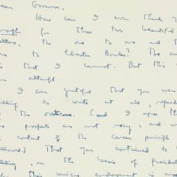 Manuscript: 1961 March 9