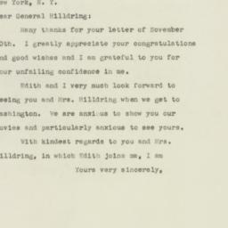 Letter : 1949 November 21