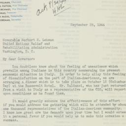 Manuscript : 1944 September 28
