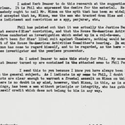 Letter : 1956 September 22