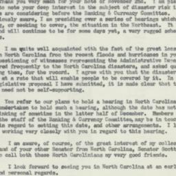 Letter : 1955 November 8