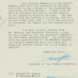 Letter : 1926 March 27