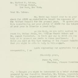 Letter: 1926 April 24