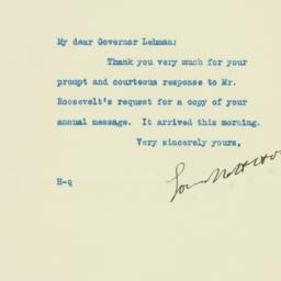 Manuscript: 1933 February 24