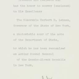 Letter: 1939 June 2