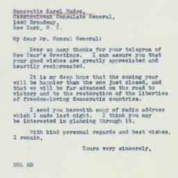Pamphlet: 1942 January 2