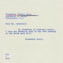 Letter : 1939 June 10