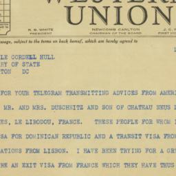 Letter : 1940 December 11