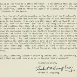 Letter: 1948 June 10