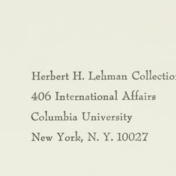 Envelope: 1958 April 8