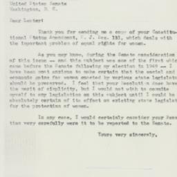 Letter : 1953 December 17