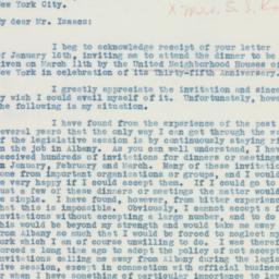 Letter : 1936 January 22
