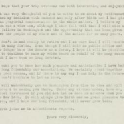 Letter : 1956 October 15