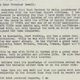 Letter : 1945 September 4