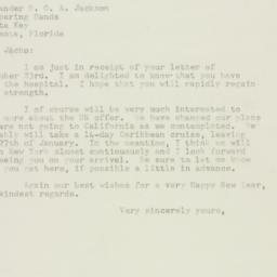 Letter: 1947 December 26