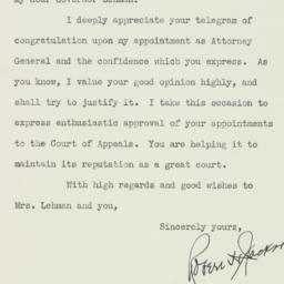 Letter : 1940 January 9