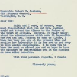 Letter : 1941 March 6