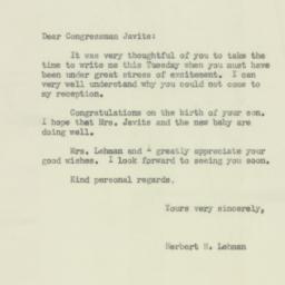 Letter : 1950 January 5