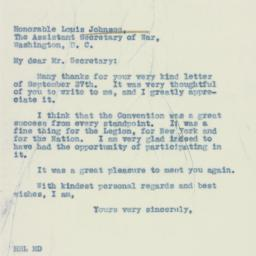 Letter : 1937 October 1