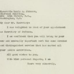 Letter : 1949 March 7