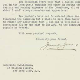 Letter : 1928 July 12