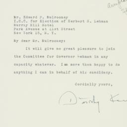 Letter : 1946 October 10