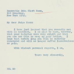 Letter: 1935 December 11