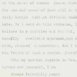 Letter : 1962 June 20