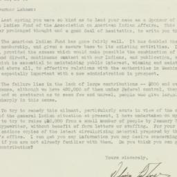 Letter : 1948 October 30