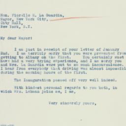 Letter: 1935 January 3