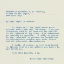 Letter : 1935 February 27