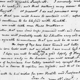 Document, 1810 July 23
