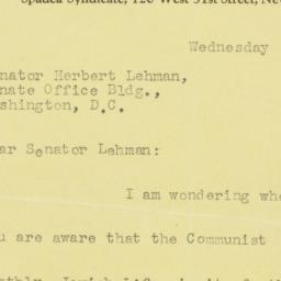 Note : 1953 May 28