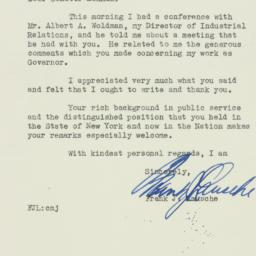Letter : 1950 March 24