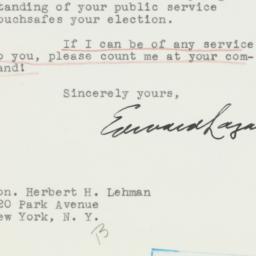 Letter : 1946 September 4