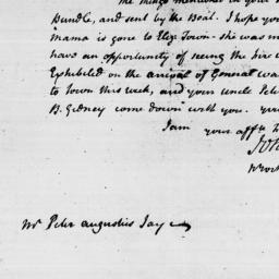 Document, 1789 April 18