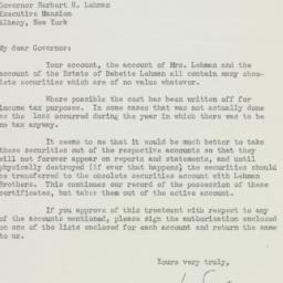Letter : 1938 July 5