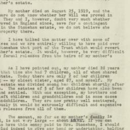 Letter : 1947 June 18