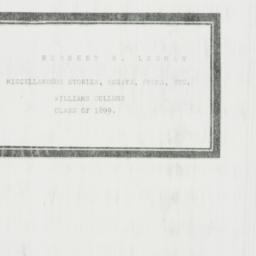 Manuscript: n.d.
