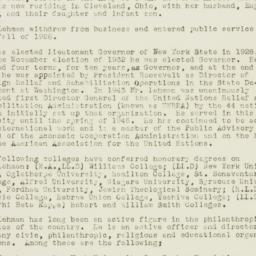 Ephemera: 1949 May 5