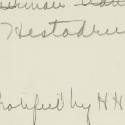 Ephemera: 1950 April 5