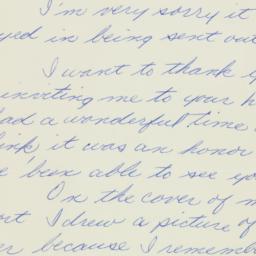 Manuscript: 1960 February 28