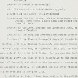 Ephemera: 1963 August 1