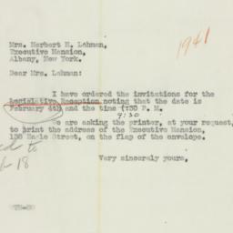 Speech: 1941 January 2