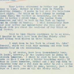 Letter : 1935 April 12