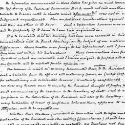 Document, 1799 March 29