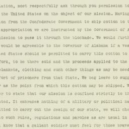 Letter : 1865 January 11