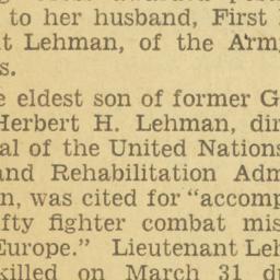 Clipping : 1944 October 15