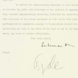 Letter: 1928 December 31