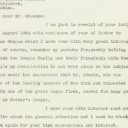 Clipping : 1932 August 25